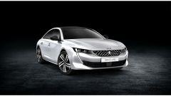 Nuova Peugeot 508: eccola in video - Immagine: 11