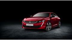 Nuova Peugeot 508: eccola in video - Immagine: 13