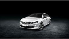 Nuova Peugeot 508: eccola in video - Immagine: 19