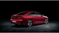 Nuova Peugeot 508: eccola in video - Immagine: 24