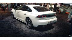Nuova Peugeot 508: eccola in video - Immagine: 25