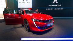 Nuova Peugeot 508, live Salone di Ginevra 2018