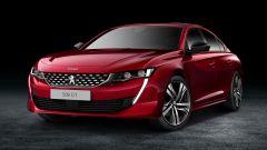 Nuova Peugeot 508: quando esce, scheda tecnica, motorizzazioni, prezzo