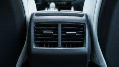Nuova Peugeot 508 SW 2019 Allure: bocchette di ventilazione posteriori