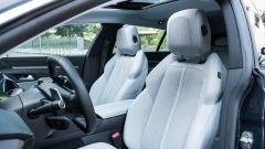 Nuova Peugeot 508 SW 2019 Allure: gli interni