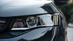 Nuova Peugeot 508 SW 2019 Allure: il faro anteriore