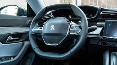 Nuova Peugeot 508 SW 2019 Allure: il volante