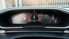 Nuova Peugeot 508 SW 2019 Allure: la strumentazione digitale iCockpit