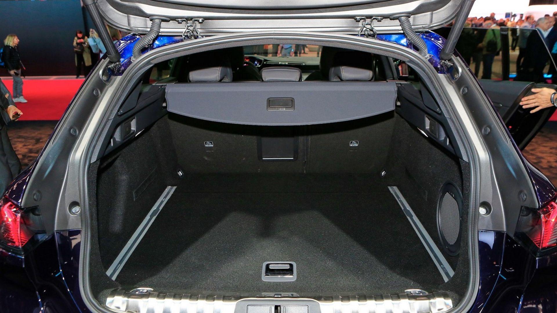 Nuova Peugeot 508 Sw 2019 Bagagliaio Uscita Prezzi