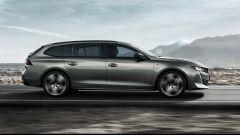 Nuova Peugeot 508 SW 2019 debutterà al Salone di Parigi 2018