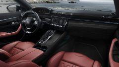 Nuova Peugeot 508 SW 2019: gli interni