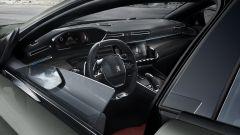 Nuova Peugeot 508 SW 2019: la plancia