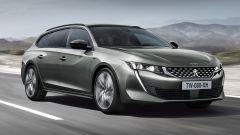 Nuova Peugeot 508 SW, vendite al via. Quale versione scegliere - Immagine: 2