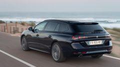 Nuova Peugeot 508 SW, vendite al via. Quale versione scegliere - Immagine: 3