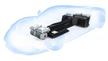 Nuova Pininfarina Battista: batteria da 120 kWh per oltre 500 km di autonomia