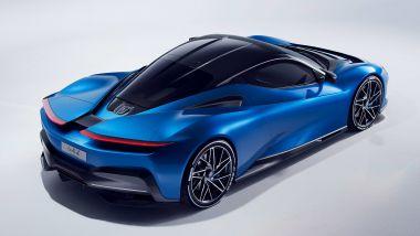 Nuova Pininfarina Battista: il modello di produzione debutta in America