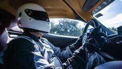 Nuova Pininfarina Battista: on board durante i test dinamici