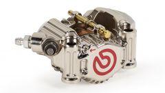 Nuova pinza Moto3 Brembo