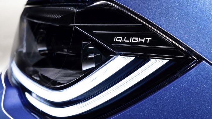 Nuova Polo 2021 R-Line: i fari LED IQ.Light