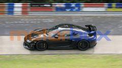 Nuova Porsche 718 Cayman GT4 RS: un passaggio al Ring