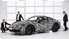 Nuova Porsche 911 2019: sarà anche ibrida - Immagine: 9
