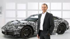 Nuova Porsche 911 2019: sarà anche ibrida - Immagine: 8