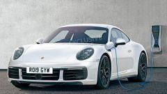 Nuova Porsche 911 2019: scheda tecnica, ibrida plug in, configuratore