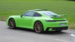 nuova Porsche 911 992: 3/4 posteriore