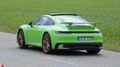 nuova Porsche 911 992: posteriore