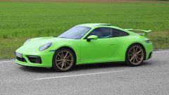 nuova Porsche 911 992 spiata in Germania