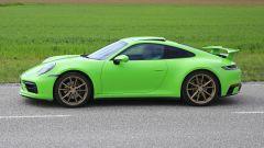 nuova Porsche 911 992: versione inedita