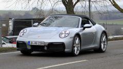 Nuova Porsche 911 Cabriolet, evoluzione di un'icona - Immagine: 14