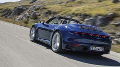 Nuova Porsche 911 Cabriolet, evoluzione di un'icona - Immagine: 5