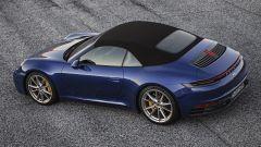 Nuova Porsche 911 Cabriolet, evoluzione di un'icona - Immagine: 11