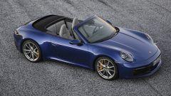 Nuova Porsche 911 Cabriolet, evoluzione di un'icona - Immagine: 12