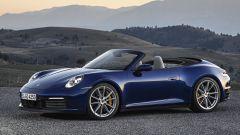 Nuova Porsche 911 Cabriolet, evoluzione di un'icona - Immagine: 13