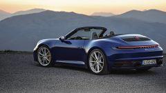 Nuova Porsche 911 992 Cabrio 2019: prezzi, uscita, immagini