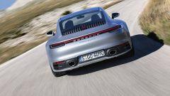 Nuova Porsche 911 Carrera S 2019: com'è e come è fatta - Immagine: 4