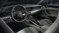 Nuova Porsche 911 Carrera S 2019: com'è e come è fatta - Immagine: 7