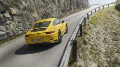 Nuova Porsche 911: forse ibrida, solo Mission E elettrica