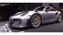 Porsche 911 GT2 RS: a Francoforte la 911 più potente di sempre - Immagine: 1