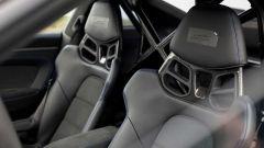 Nuova Porsche 911 GT3 2021: i sedili sportivi