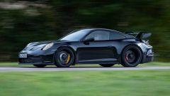 Nuova Porsche 911 GT3 2021: la GT3 in azione
