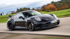 Nuova Porsche 911 GT3 2021: motore aspirato da 510 CV