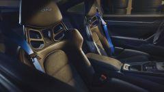 Nuova Porsche 911 GT3: i sedili sportivi in carbonio