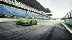 Nuova Porsche 911 GT3 RS: in video dal Salone di Ginevra 2018 - Immagine: 4