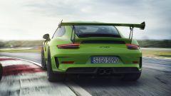 Nuova Porsche 911 GT3 RS: in video dal Salone di Ginevra 2018 - Immagine: 6