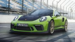 Nuova Porsche 911 GT3 RS: in video dal Salone di Ginevra 2018 - Immagine: 7