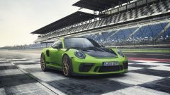 Nuova Porsche 911 GT3 RS: in video dal Salone di Ginevra 2018 - Immagine: 9