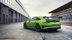 Nuova Porsche 911 GT3 RS: in video dal Salone di Ginevra 2018 - Immagine: 10